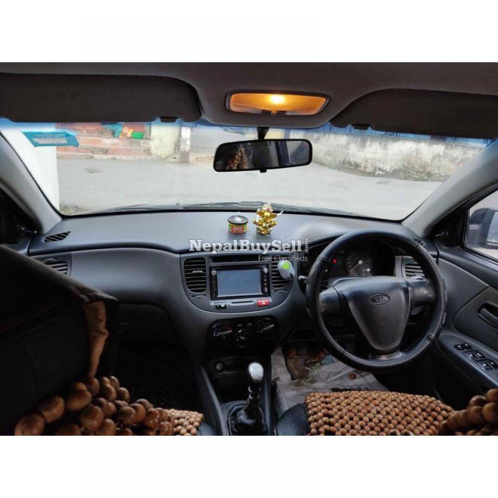 KIA RIO 2007 CAR ON SALE - 6/10