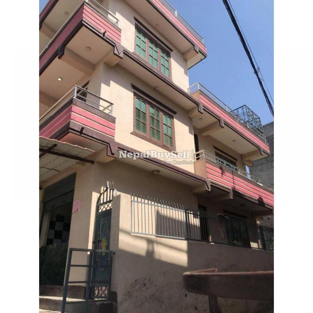 Beautiful New Semi-commercial House sell at kathmandu - 2/2