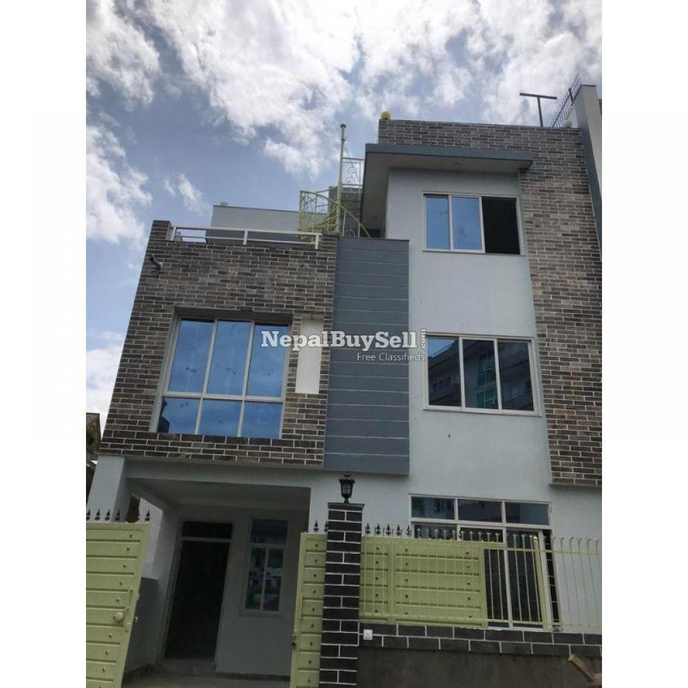 Beautiful House sell at Hattiban, Lalitpur - 1/10