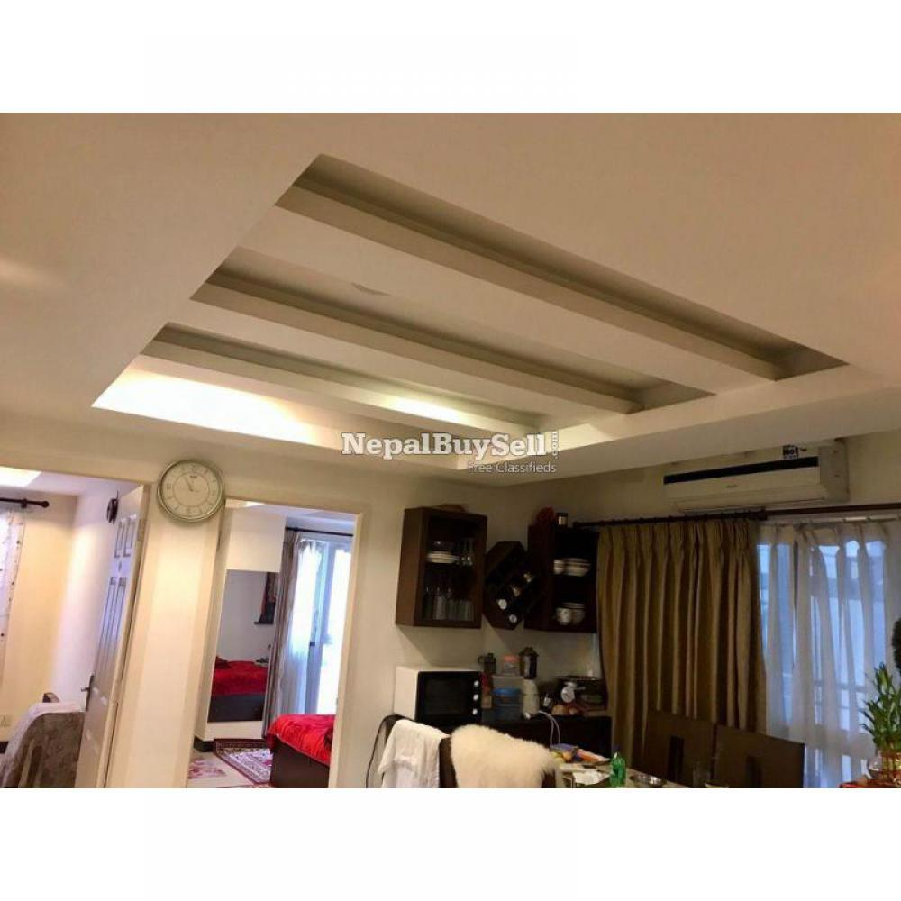 Full Furnished 2BHKFlat sell at Classic Tower, Lalitpur - 1/12
