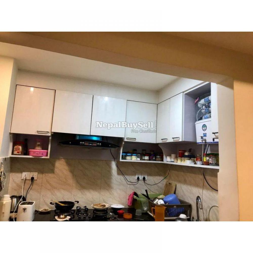 Full Furnished 2BHKFlat sell at Classic Tower, Lalitpur - 6/12