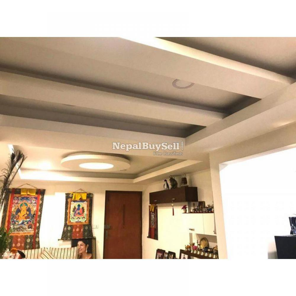 Full Furnished 2BHKFlat sell at Classic Tower, Lalitpur - 7/12