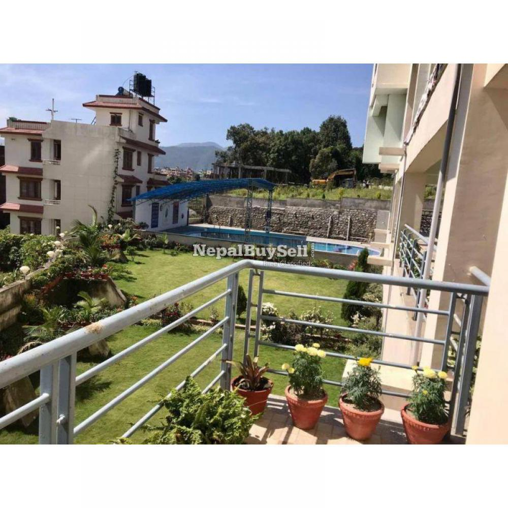Full Furnished 2BHKFlat sell at Classic Tower, Lalitpur - 9/12
