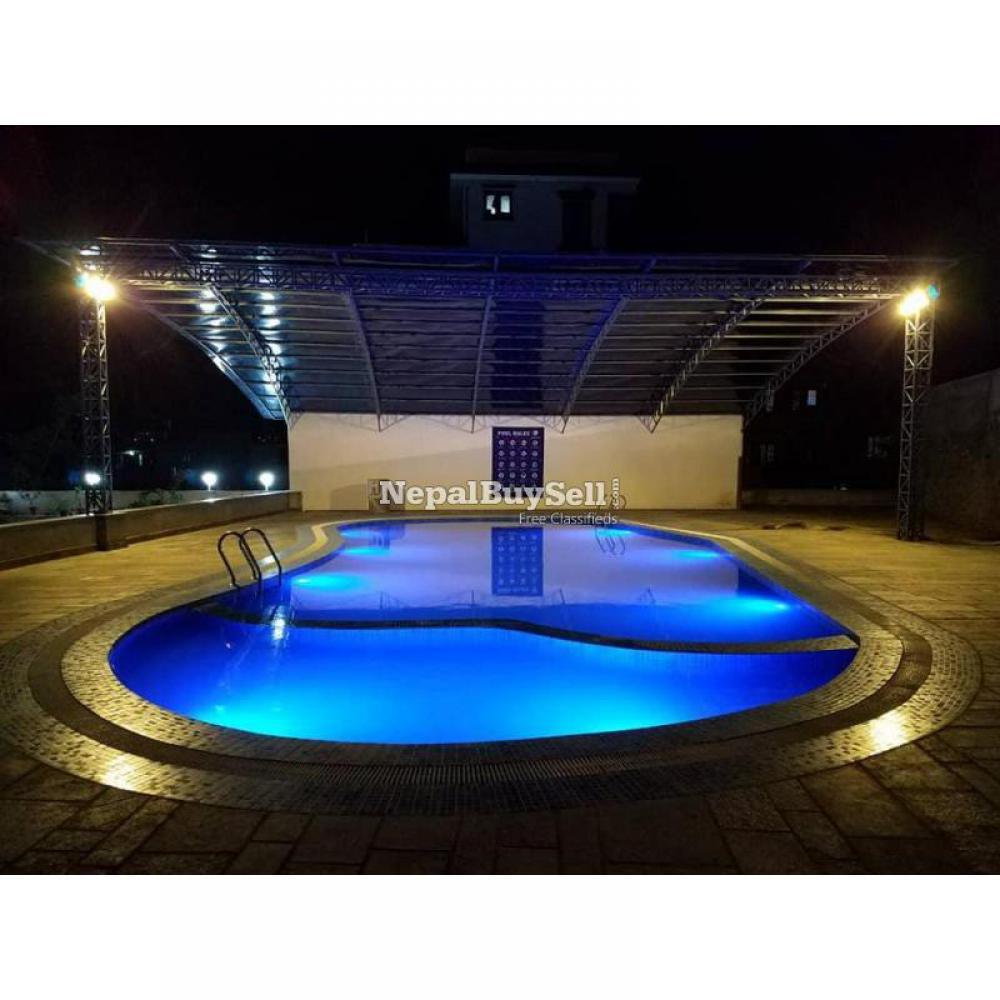 Full Furnished 2BHKFlat sell at Classic Tower, Lalitpur - 10/12