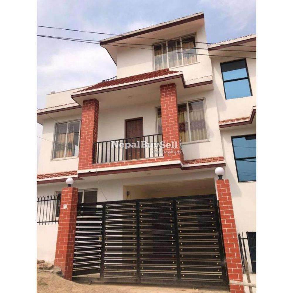 VVIP Full furnished House sell on Dhapa Height, Lalitpur - 1/8