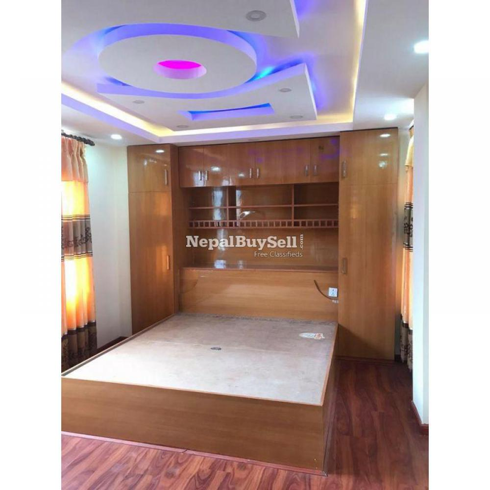 VVIP Full furnished House sell on Dhapa Height, Lalitpur - 2/8