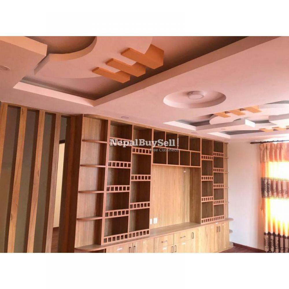 VVIP Full furnished House sell on Dhapa Height, Lalitpur - 7/8