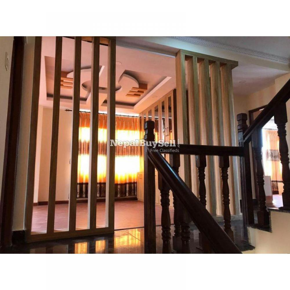 VVIP Full furnished House sell on Dhapa Height, Lalitpur - 8/8