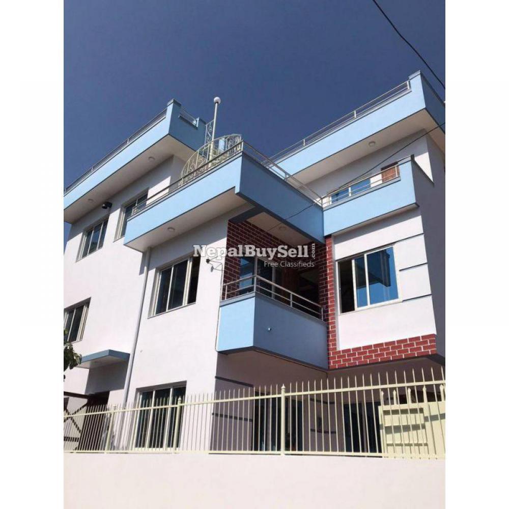 Brand new House sell at Khumaltar near ICIMOD - 1/7
