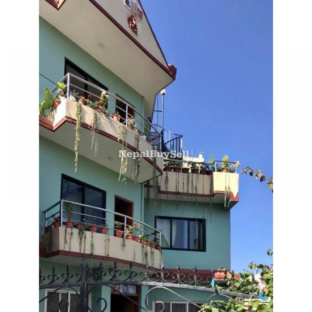Beautiful House sell at Hattiban, Lalitpur - 1/7