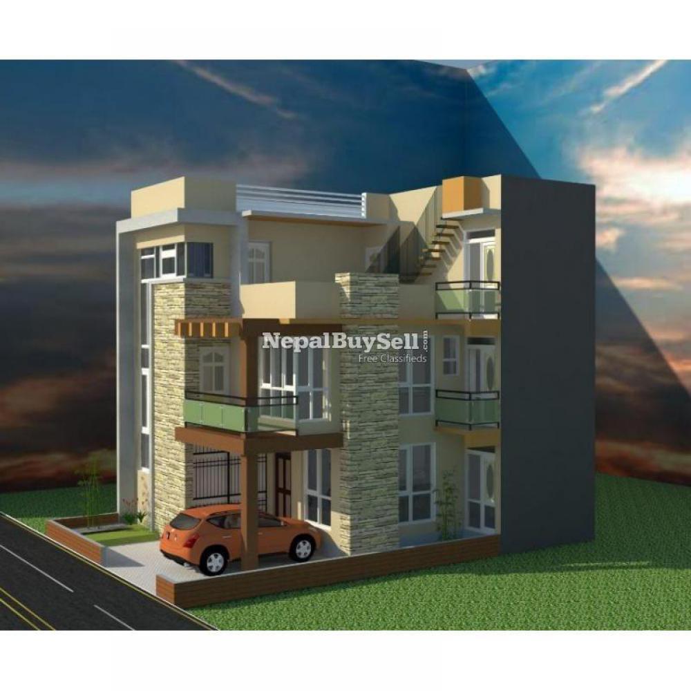 New house at nakhipot kantipur coloni - 2/18