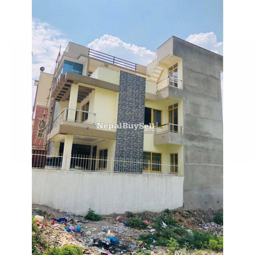 New house at nakhipot kantipur coloni - 15/18