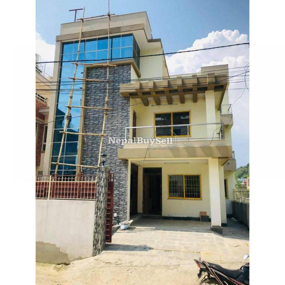 New house at nakhipot kantipur coloni - 16/18
