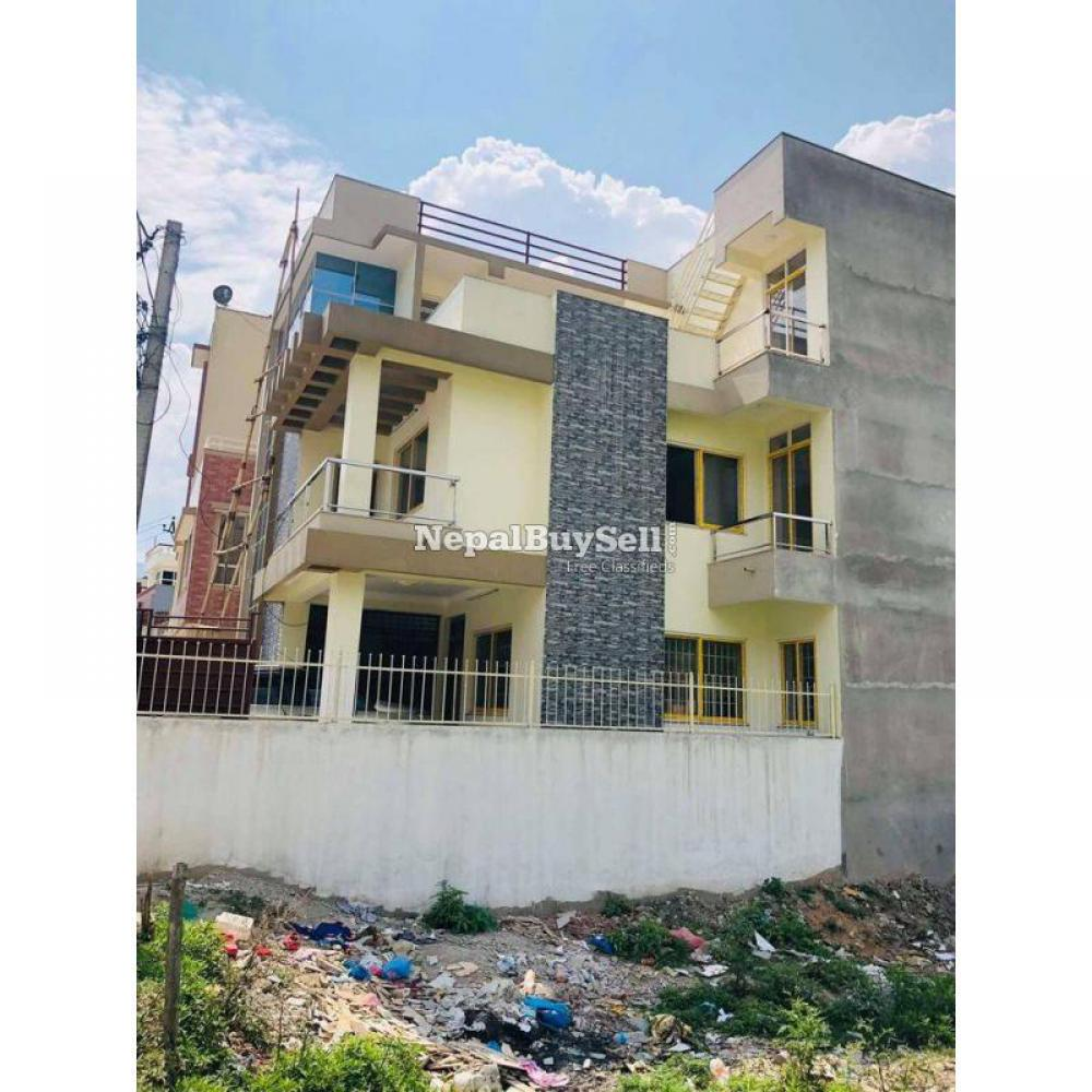New house at nakhipot kantipur coloni - 17/18