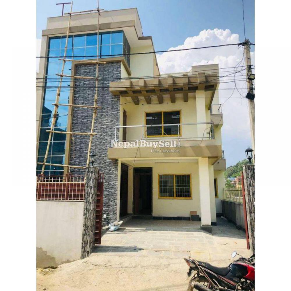 New house at nakhipot kantipur coloni - 18/18