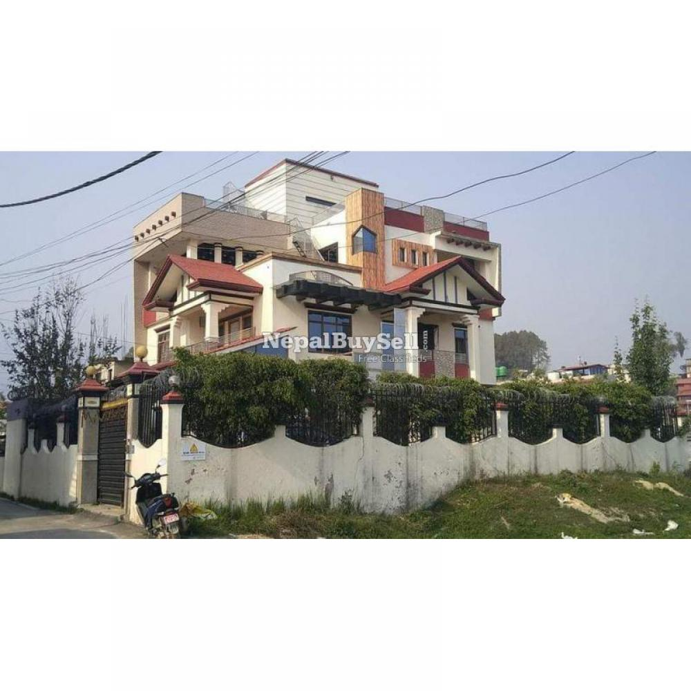 New banglow at kapan - 5/20