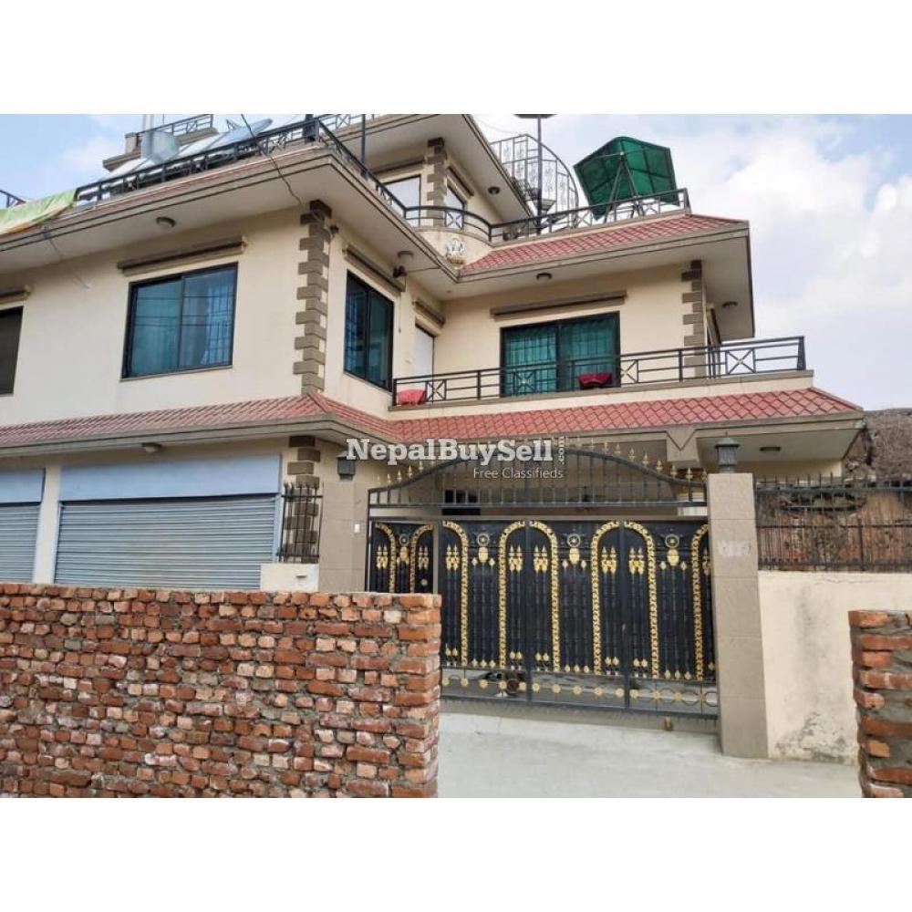 4.2 aana Home at Khokana/ Chalnakhel Near Tarai Fast Track project is for Sale - 1/10