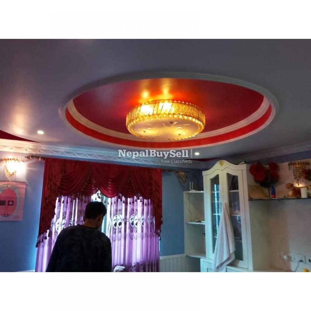 4.2 aana Home at Khokana/ Chalnakhel Near Tarai Fast Track project is for Sale - 7/10
