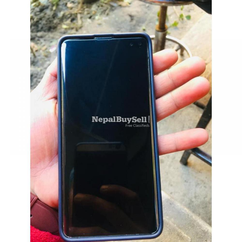 Samsung galaxy s10plus on sales - 3/3