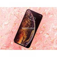 iPhone Xs max (64GB) white