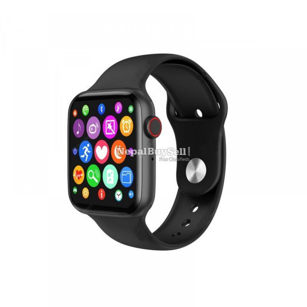 W26 Plus W26+ Smart Watch Full Screen 1.75 Inch Display - 1/1