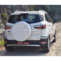 Ford Ecosports Titanium 2013