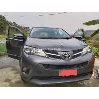 2014 Toyota Rav 4 Awd SUV