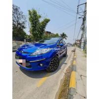 2011 Ford Fiesta Titanium . Diamond coated