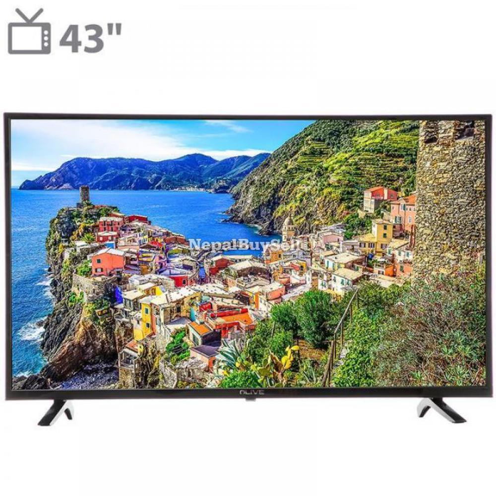 "Olive 43"" Smart Tv - 1/1"
