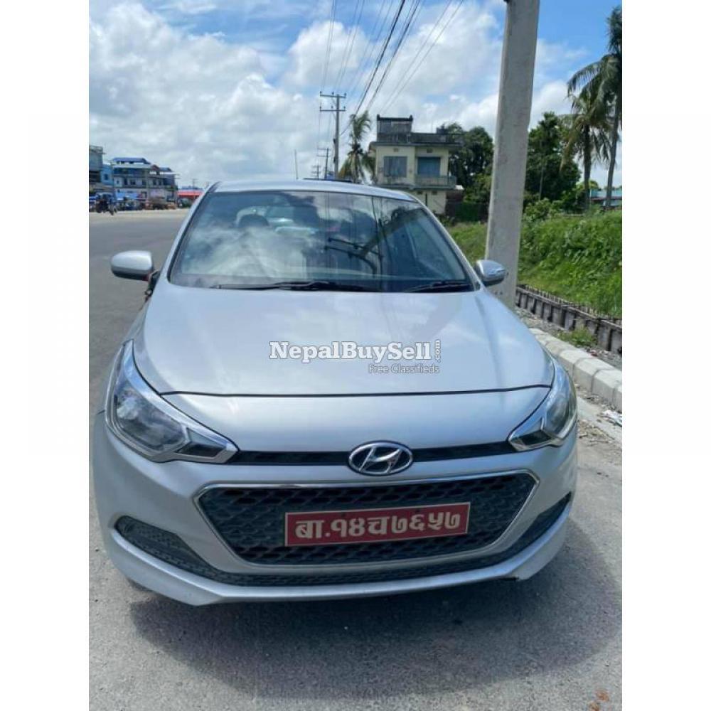 2016 Hyundai I20 Elite Magna on sale - 1/5
