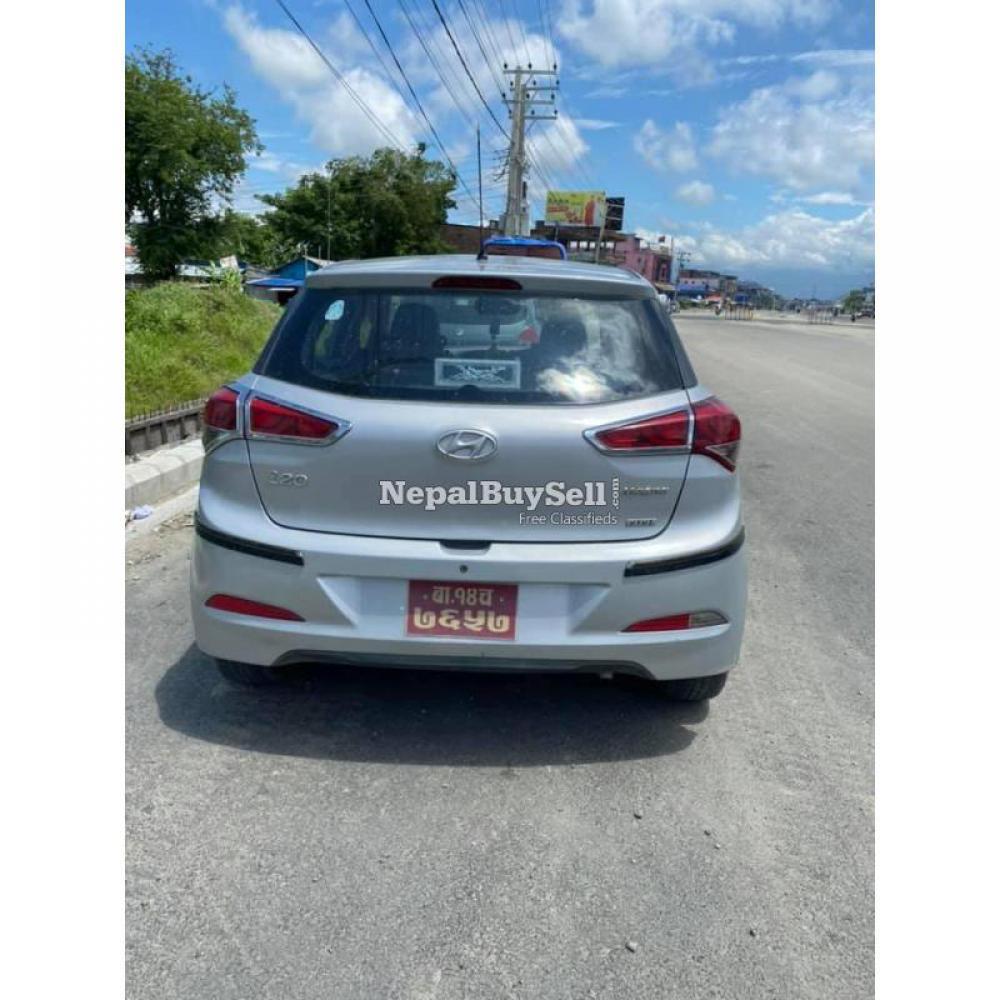 2016 Hyundai I20 Elite Magna on sale - 5/5
