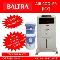 Baltra Air Cooler ( Icy) & Get Free Water Purifier Worth Rs 2200