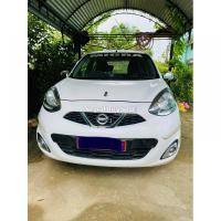 Nissan micra XL full option 2015
