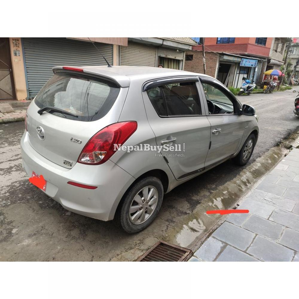 I20 asta push buttom 2013 on sell new shape - 4/4