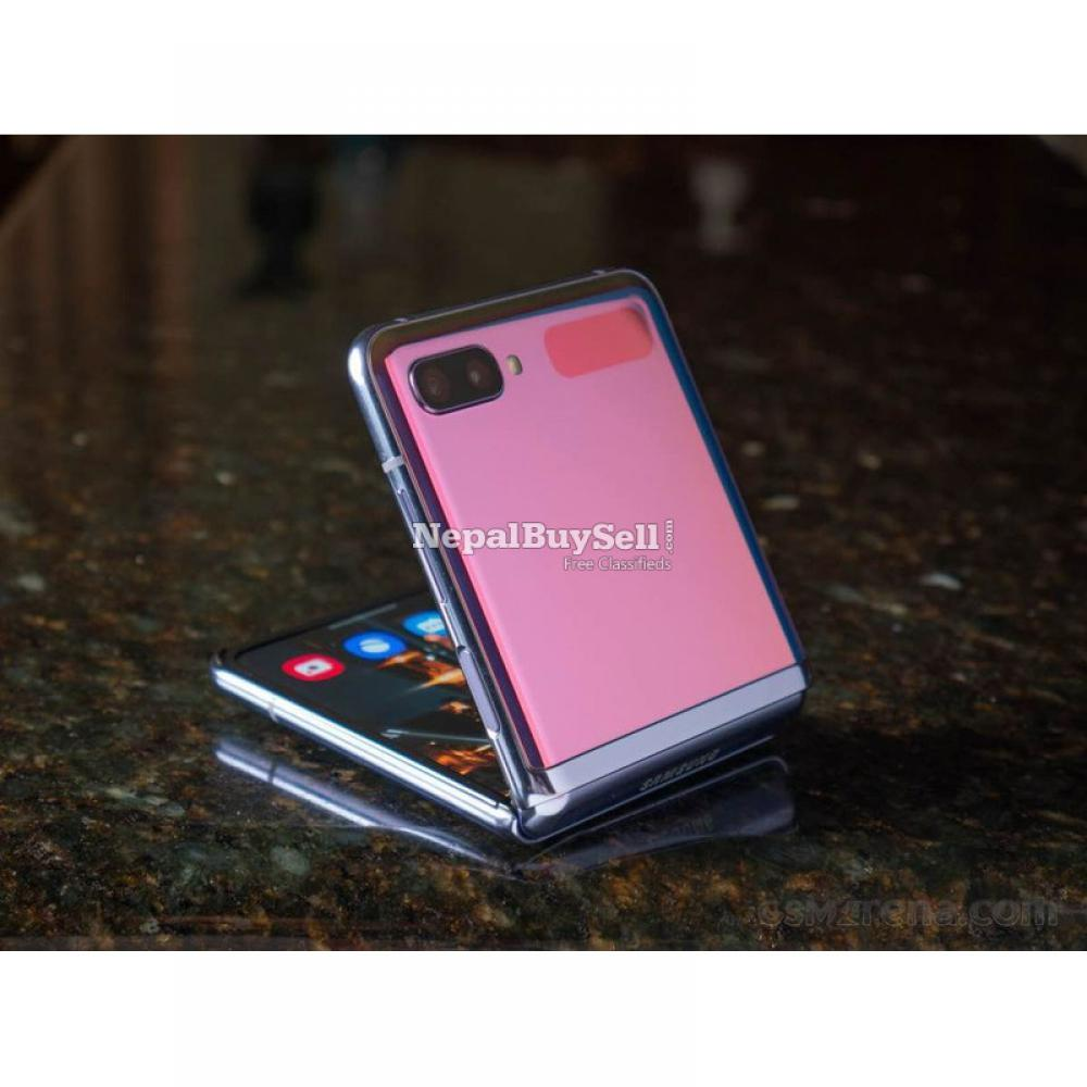Galaxy Zflip new 256gb korean phone - 1/9