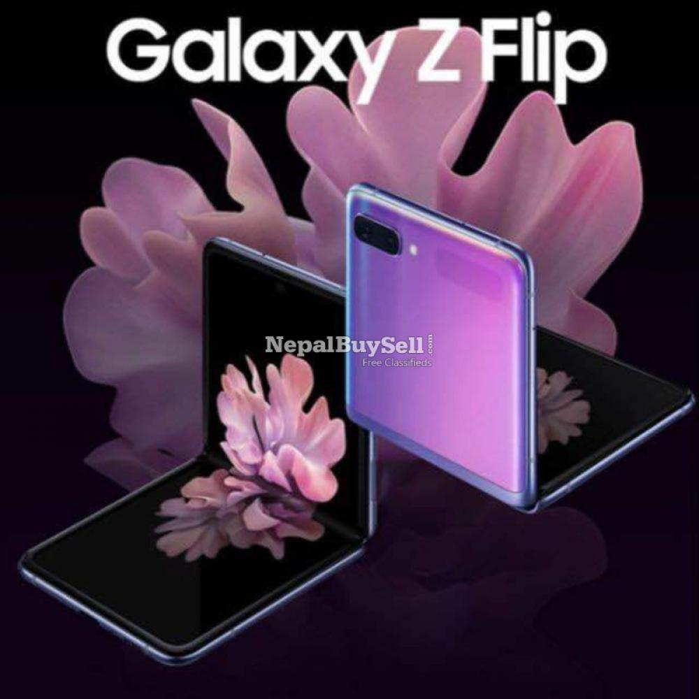 Galaxy Zflip new 256gb korean phone - 2/9