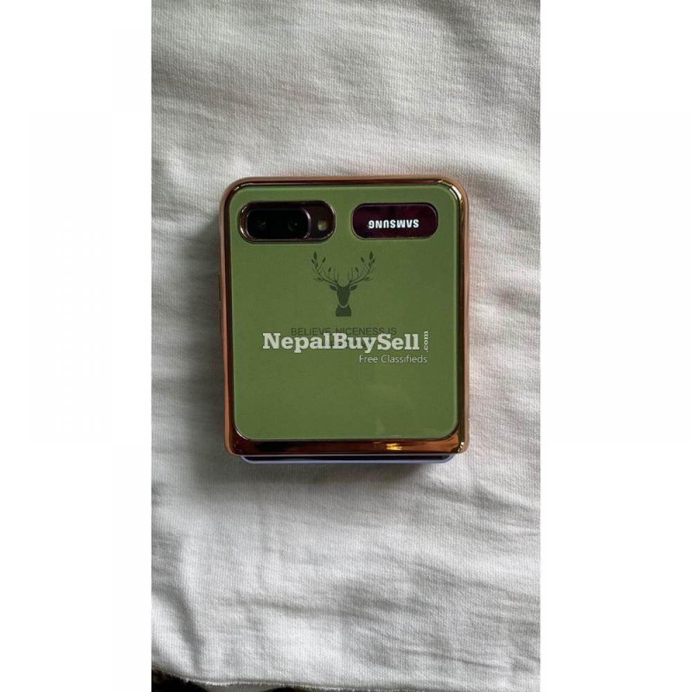 Galaxy Zflip new 256gb korean phone - 6/9