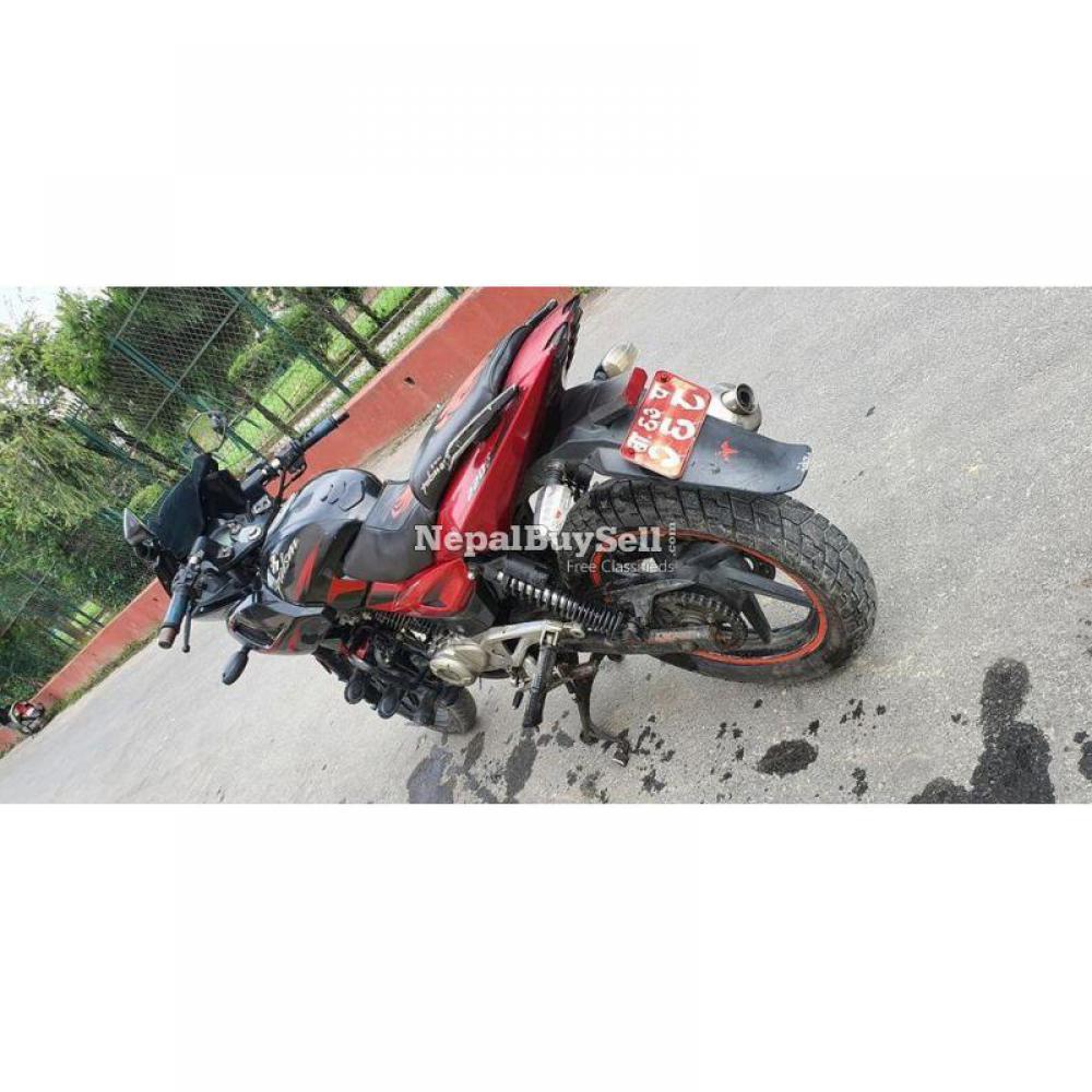 Pulsar 220f bike on sale... 63 lot - 2/7