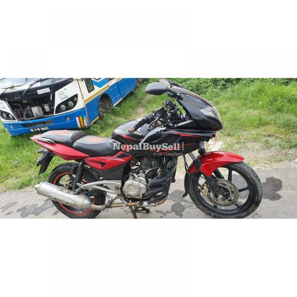 Pulsar 220f bike on sale... 63 lot - 5/7