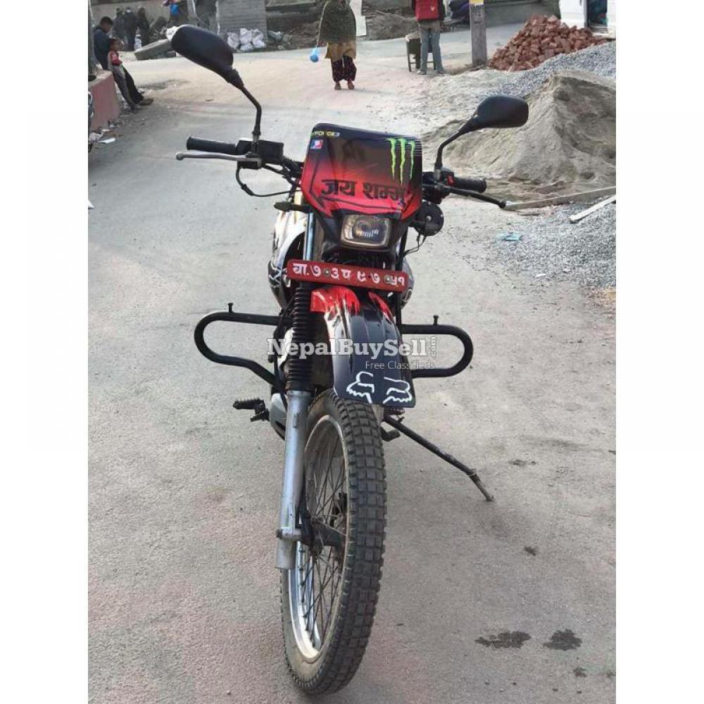 Hartford vr 150 bike on sale - 5/6