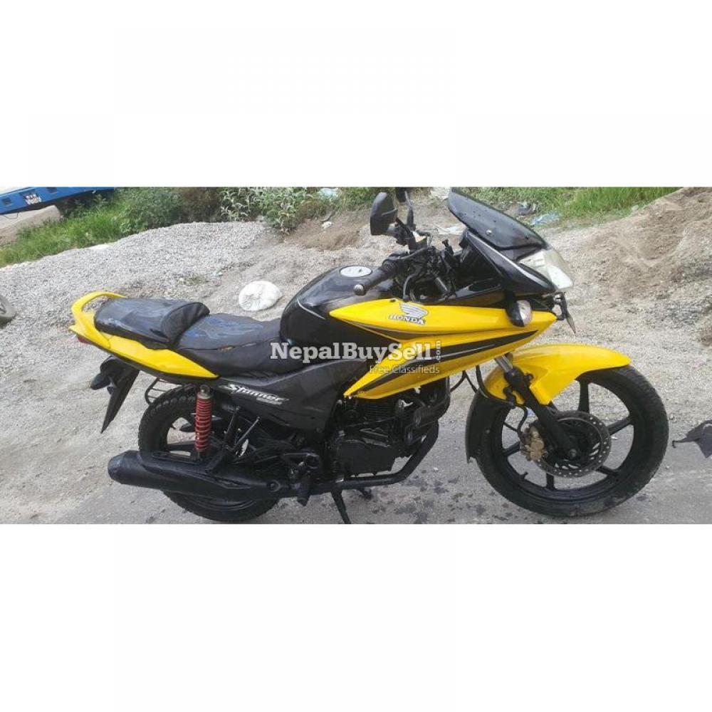 Mileage king honda stunner bike on sale - 1/6