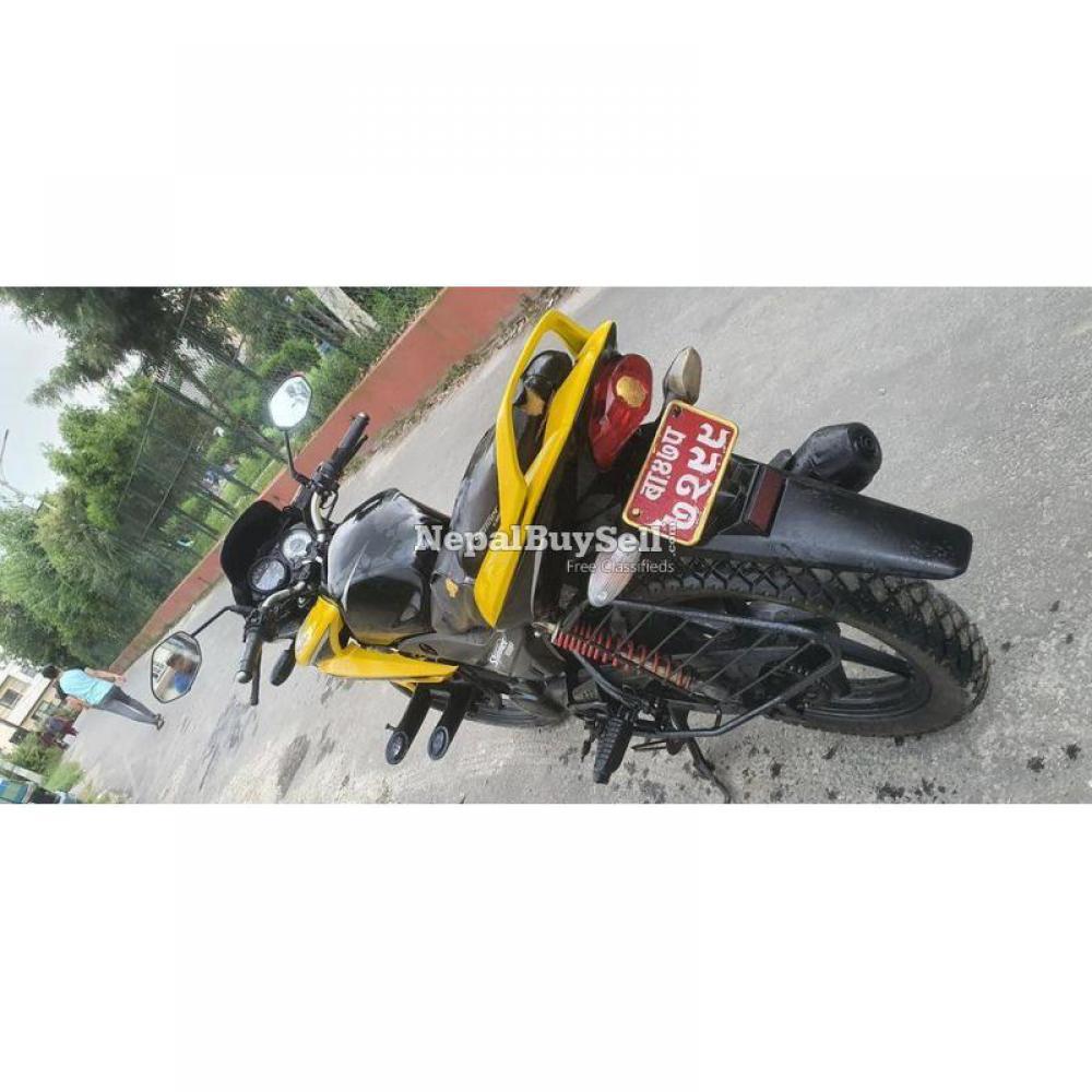 Mileage king honda stunner bike on sale - 3/6