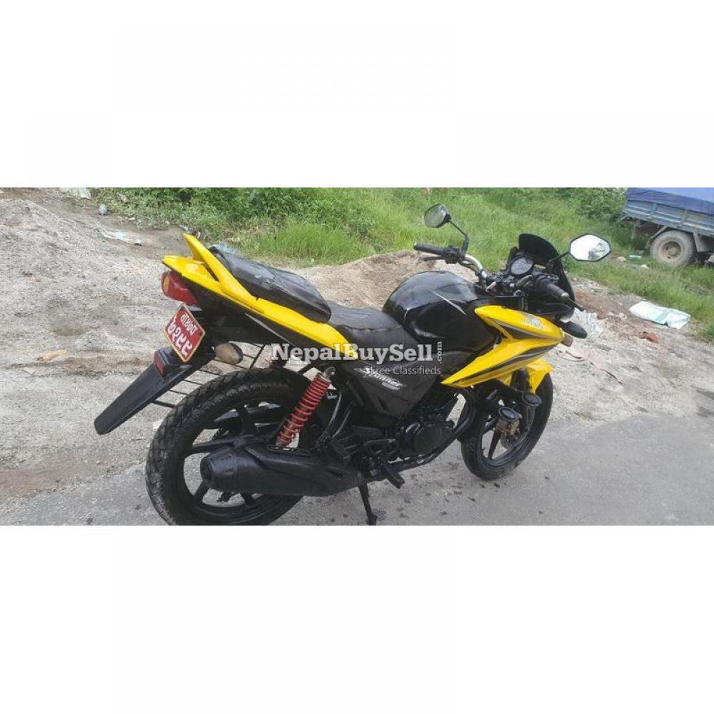 Mileage king honda stunner bike on sale - 4/6