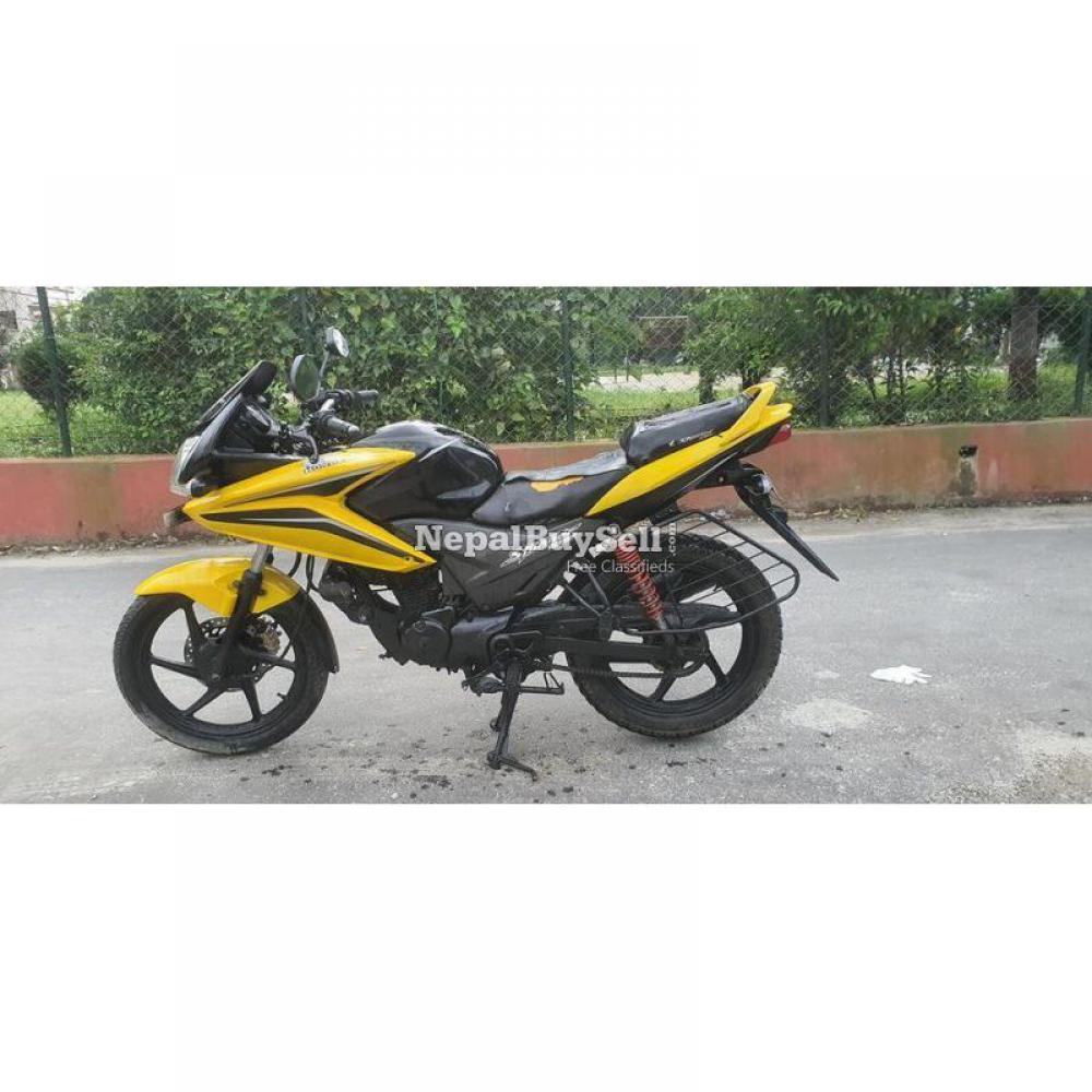 Mileage king honda stunner bike on sale - 5/6