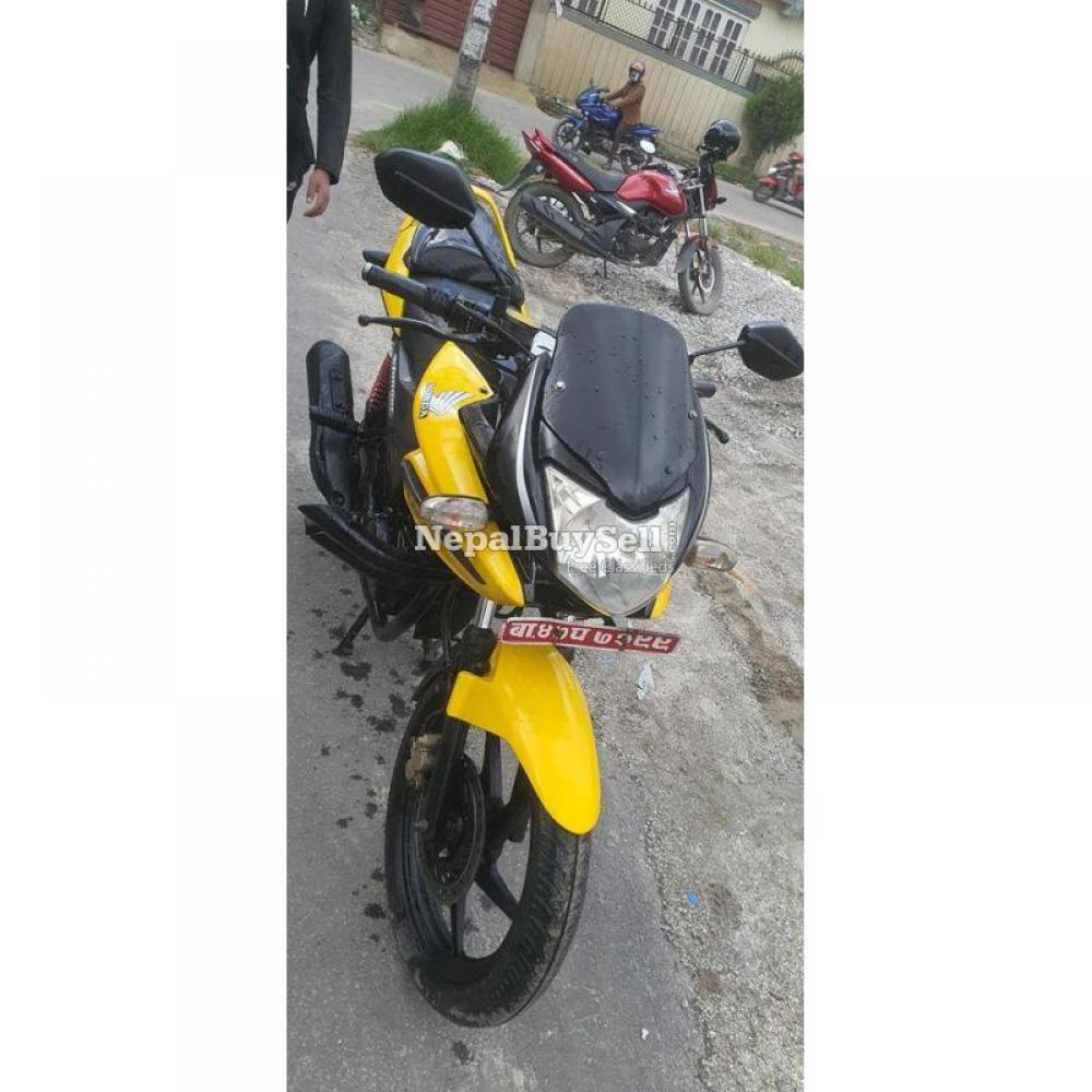 Mileage king honda stunner bike on sale - 6/6