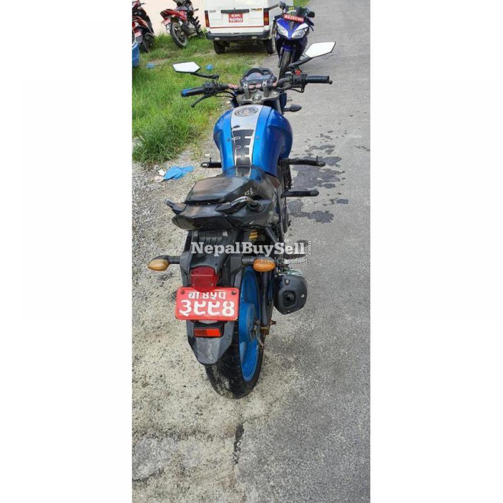 Yamaha fzs bike on sale - 4/5