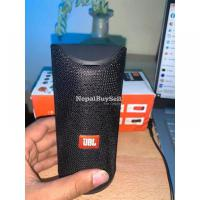 Portable boxpacked JBL speaker