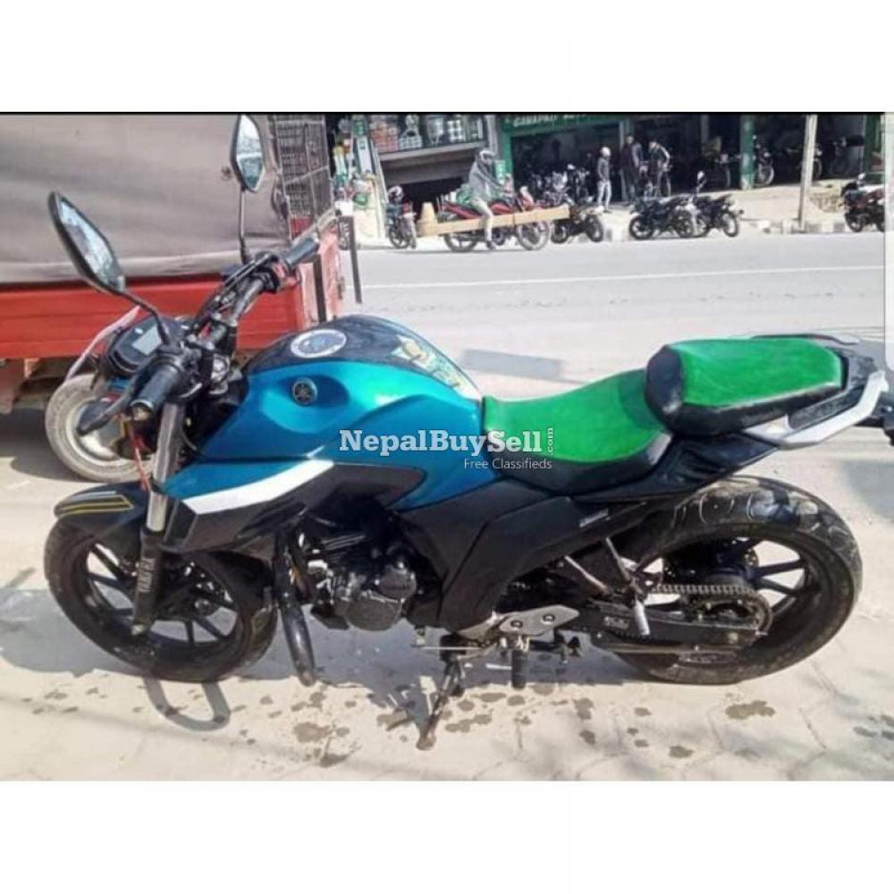 Yamaha fz25 96 lot - 1/4