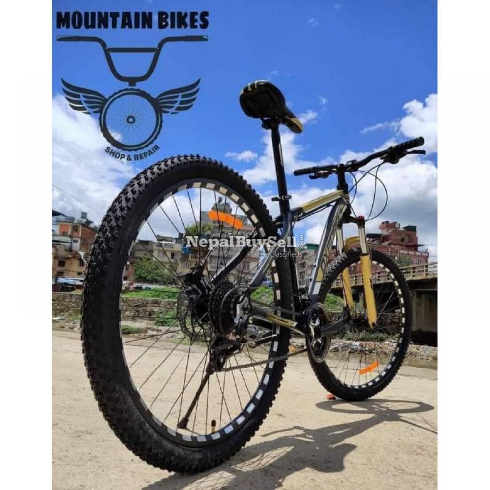 CANDOR (OXFORD) Mountain Bike - 1/8