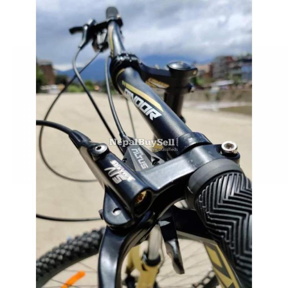 CANDOR (OXFORD) Mountain Bike - 4/8